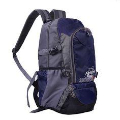 hiking bags,bolsas de senderismo,backpacks,mochilas. it is dark blue. let go hiking.