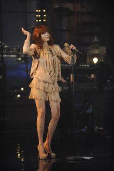 Florence + the Sparkly Blazer