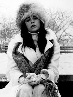"""Ali MacGraw en """"Love Story"""", 1970"""