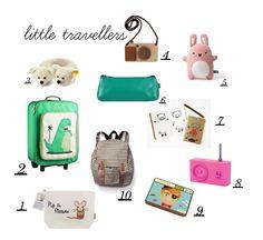 Gift guide 2015 {little traveler} - Paul & Paula