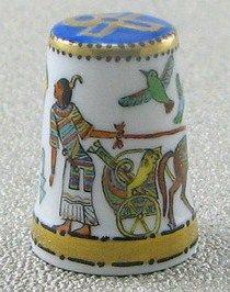 Ägypten & Pharao mit dem Motiv Streitwagen des Pharao foto lado nº. 1