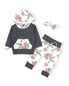 Clothing Sets Responsible Baby Girl Clothes Newborn Kid Baby Girl Clothes Jumpsuit Romper Floral Shorts Casual Outfits Set Ball Side Swinging Clothes Crease-Resistance Girls' Baby Clothing