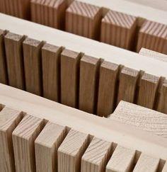 gelochte akustikplatten holz f lochwand pinterest holz lochw nde und akustik. Black Bedroom Furniture Sets. Home Design Ideas