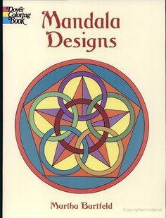 Mandala Designs From Dover Publishing