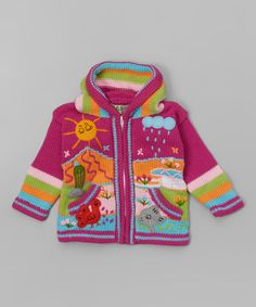 Outerwear Clothing, Shoes & Accessories Romantic Bnwt Girls Mix Baby Size 0 Stripe Ruffle Multi Colour Zip Front Hoodie Jacket Spare No Cost At Any Cost
