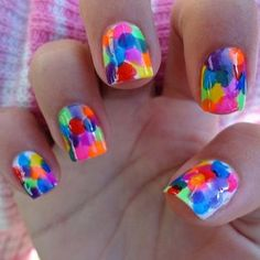 How To Do Nail Art, Nail Art Designs, Party Nail Art, nail art, nails, beautiful nail art, How To Do Party Nail Art, cool nail art designs