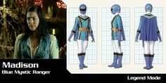 Madison, The Blue Mystic Force Ranger Power Rangers Mystic Force, Power Rangers Series, Go Go Power Rangers, Power Rengers, Girl Power, Rangers Team, American Series, Childhood Movies, Casual Cosplay