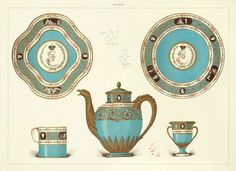 The Soft Porcelain of Sèvres, With an Historical Introduction by Édouard Garnier, London: 1892