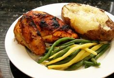 Smoked Paprika, Lemon, and Olive Oil Flavor This Easy Baked Chicken: Baked Chicken With Paprika