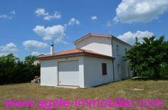 Maison en pierre à vendre à Villandraut, de 126 m² en village