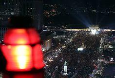 Candlelight revolution mandates destruction of ancient regime