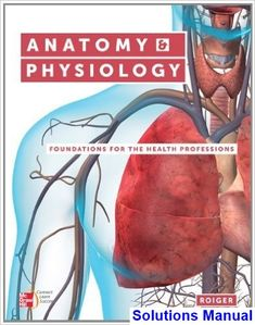 Solutions manual for applied statistics in business and economics solutions manual for anatomy and physiology foundations for the health professions 1st edition by deborah roiger fandeluxe Image collections