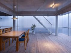 HOUSE IN TOSUIEN | BY JAPANANESE SUPPOSE DESIGN OFFICE