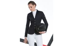 This NEW Equiline Fran competition jacket is just one of the great products new to the market, see the others at http://www.horseandhound.co.uk/products/9-marvellous-mothers-day-gift-ideas-528438