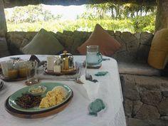 breakfast at Moon Garden Tagaytay Tagaytay, Moon Garden, Table Decorations, Breakfast, Furniture, Home Decor, Morning Coffee, Decoration Home, Room Decor
