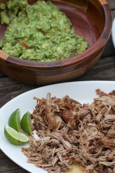Easy Carnitas, Slow