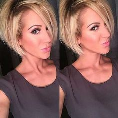 Graduated bob hairstyles are so versatile nowadays there are short, stacked or long graduated bob hairstyles that you ca sport.