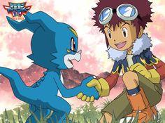Digimon Adventure 02's Davis May Appear in Digimon Adventure tri ...