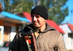 """Officer leaves British army to fight for Ukraine: """"Russian invasion is a cancer that must be stopped""""  2014/11/06 • War in Donbas  Article by: Alya Shandra  """"When I saw the livestreams from Maidan, I wanted immediately to go fly to Kyiv. I never felt any patriotism for Ukraine before, I left my home town in 1994 and made my career here. But then I felt that something big was happening. My wife hid my documents then. But when the fighting started in the East, I knew that I had to be there."""