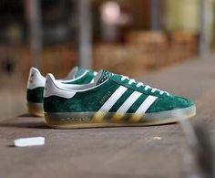 adidas Originals Gazelle Indoor: Green