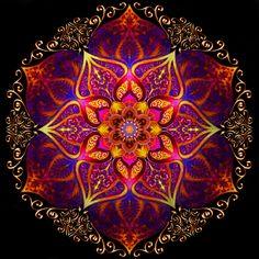 Coloriages mandalas a colorier livre dessin adulte couleur Mandala Art, Lotus Mandala, Flower Mandala, Mandala Symbols, Mandala Meditation, Mandala Painting, Kaleidoscope Art, Golden Flower, 5d Diamond Painting