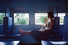 Randy P. Martin Captures Traveling Women in Poetic Moments #photography trendhunter.com