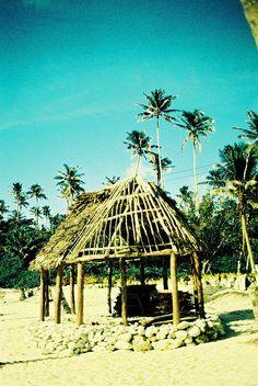 Western Samoan Fale