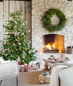 Peek inside 19 homes, all decked out for Christmas