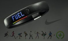 Calculate. Compare. Compete.    Nike is progressing well into the digital age as they tap into the social media markets with their latest innovation, The Nike+ Fuel Band.    The Nike+ Fuel Band is a new product recently released by Nike that offers activity measurement and social sharing capabilities. Sharing activity rather than ideas or images – very existential.    TheSavoia.com