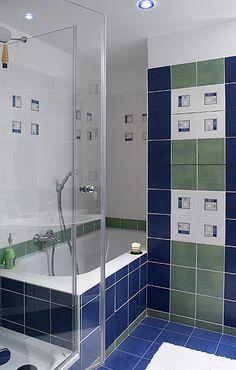 Výsledek obrázku pro sprchovy kout navazujici na vanu