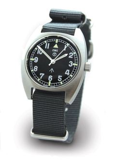 CWC Mechanical Auto General Service watch Spec As per the original but with an automatic mechanical movement with date function, Classic all swiss made. Mechanical Pocket Watch, Mechanical Hand, Mk1, Seiko, Field Watches, Nato Strap, Watch Companies, Cool Watches, Quartz Watch