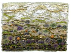 from textile artist Kirsten Chursinoff's Flickr - she is beyond amazing!