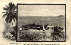 Muhlenfeldt Point, St. Thomas, Virgin Islands, USA