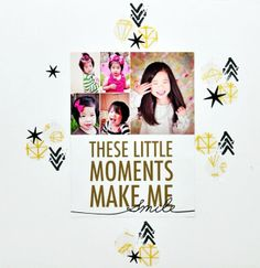 These Little Moments... by MarthaBonneau at @Studio_Calico