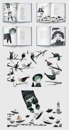 Poems for children on Behance