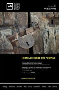 Clausura Hostelco