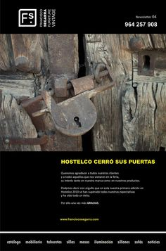 Clausura Hostelco