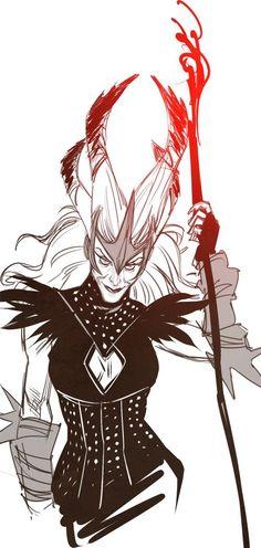 Флемет,DA персонажи,Dragon Age,фэндомы