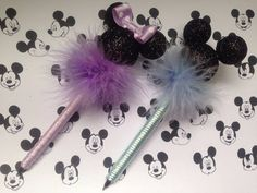For signing the guest book--Mickey Mouse Silhouette pen | Add it to your favorites to revisit it later.