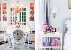 www.thisisglamorous.com | Décor Inspiration : Toile & de Gournay