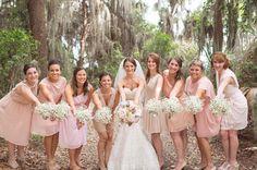 Walkers Landing at Amelia Island Plantation Wedding: http://www.stylemepretty.com/florida-weddings/amelia-island/2014/03/12/walkers-landing-at-amelia-island-plantation-wedding/ | Photography: Jenn Guthrie - http://jennguthriephotography.com/