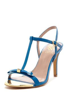 Vince Camuto Spicer High Heel Sandal by Step Into Style on @HauteLook