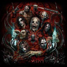 Slipknot Logo, Slipknot Band, Rap Metal, Thrash Metal, Metal Bands, Rock Bands, Iowa, Slipknot Corey Taylor, Heavy Metal Art