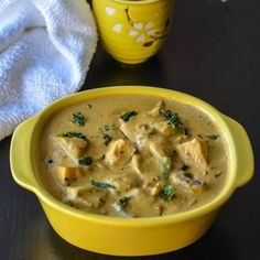 PANEER MUSHROOM BELL PEPPER CURRY http://www.relishthebite.com/paneer-mushroom-bell-pepper-curry/ A vegetarian Indian dish made with two vegetarian star ingredients paneer & mushroom in a spiced creamy sauce. smile emoticon Happy Friday:) #relishthebite #paneerrecipes #vegetarian #creamy #dinner #Indianfood #mushroomrecipes #creamypaneer #resturantstylepaneercurry