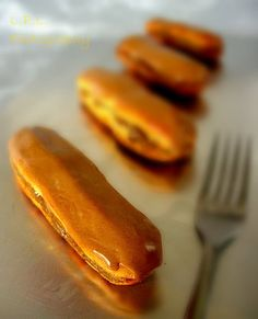 eclair au cafe, my favorite french pastry