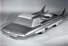 Ford Nucleon Atomic car. Nucleon Ford 1958  When people think of the nuclear optimism of the 1950s, the Nucleon is the sort of thing they imagine: A passenger car that would be powered by nuclear fission.