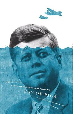 JFK Presidential Library and Museum posters