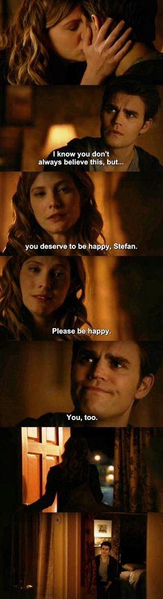 The Vampire Diaries TVD 7X18 - Stefan & Valerie