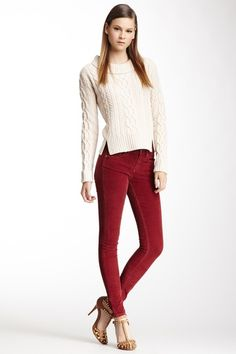 Carey Corduroy Pant by French Connection on @HauteLook