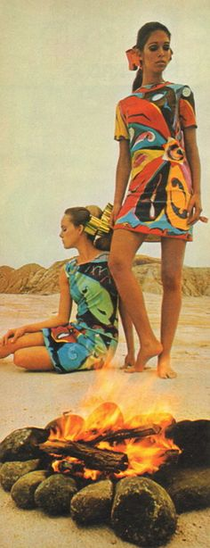 Psychedelic and styling. This inspires us. Visit us at www.melko.com.au! - - - [Look magazine - November 14, 1967]
